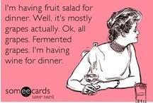 Wine is my favorite!