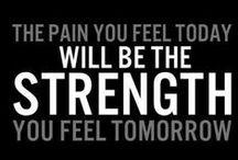 Strength / by Veleta Roberts