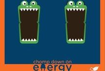 Chomp Down on Energy / by SustainableUF