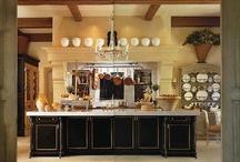Interior Design: Kitchens / by Larisa Kloske
