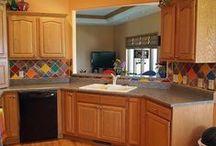 Kitchen Redecorate and Organize