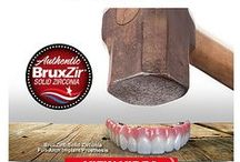BruxZir® Crowns & Bridges / The most prescribed brand of full-contour zirconia!