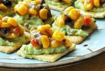 Appetizers/Dips / Delicious appetizers, dips and other party foods.