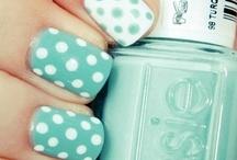 At home nail salon