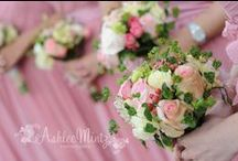 Bouquets and other pretty things