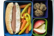 Lunch box ideas for school / lunch ideas, creative foods! Healthy.