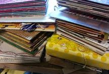 albums,journals,& mini's / by Tam Oconnell