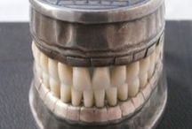 The World of Dentistry  / Dental products, advertisements and historical artifacts in the dental industry.