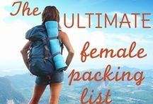 Packing for Travel / by Anna Natzke