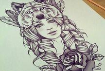 Art inspiration / by Trista Holder