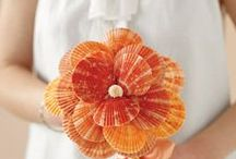 Broward Shell Club Crafters / A collection of pins by the BSC members / by Linda Laurin