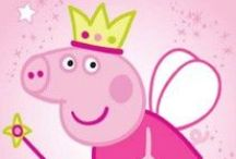Peppa Pig / by Andrea Alcota