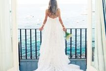 Erica Pelosini & Louis Leeman's Wedding in Capri / A wedding weekend with a front row-worthy guestlist. / by The Coveteur