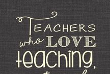 When I become a teacher(: / by Trista Holder