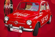 Coca Cola / It's all about Coca Cola / by Sandra M. Geigel