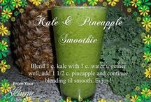For the Vitamix / Healthy Choices