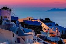 Santorini / by Not Dressed As Lamb