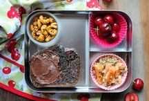 Nourishing BACK-TO-SCHOOL! / Healthy Kids' Lunchboxes