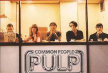 Pulp / Britpop / Etc. / by Anne Banda