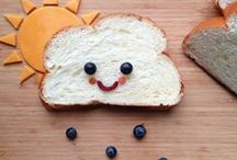 Food Art Recipes / From lunchbox art to storytelling snack time, these food art hacks and recipes will help you create treats that your kids will love.