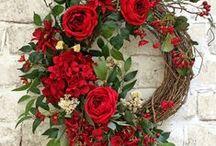 wreathe  秋冬