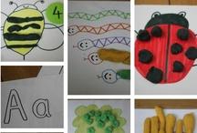 Preschool Ideas / by Carolyn Hodae