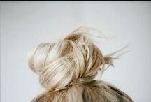 hair & makeup. / by Noelle Daniels