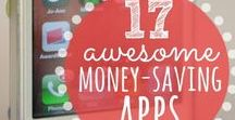 Money Saving Ideas / Looking for some great tips and ideas on ways to save money? This is the place to look.