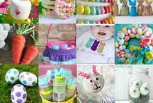 Easter Ideas For Kids / This is a place where you will find all kinds of Easter Ideas for Kids, parents, crafts and more!