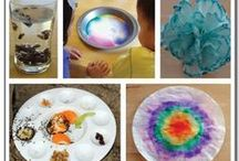 Science / Lots of great science ideas and themes for your school or homeschool