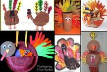 Thanksgiving / You can find tons of different Thanksgiving ideas on this board. From Thanksgiving crafts, to learning ideas, Thanksgiving sensory bins, arts/crafts, and more.