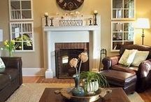 Favorite Spaces / Living Areas / by Teresa Williams