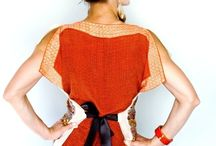 Refashion ideas / Refashioned and repurposed clothes. Make do and mend.