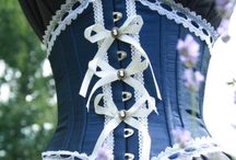 Corsets / by Serena Dukes