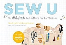 Sewing Goodness / by Stocky Balboa