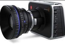 Black Magic Cinema Camera / by Petr Eremin
