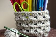 Knitting and crochet tutorial