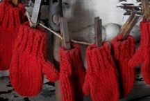 Stockings and Mittens Were Hung