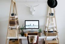 Office Space / Home office decor
