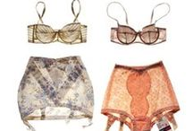 Fashion: Swimwear and lingerie