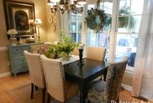 Dining / Kitchen / by Teresa Williams