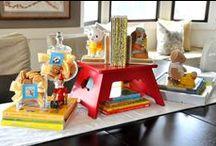 Suzie's Little Golden Book Shower / by Stocky Balboa