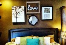 Bedroom  / by Tracy Egeland