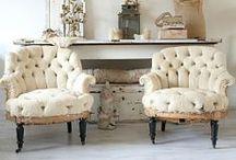 Furniture/Decor / by Aynsley Eggen