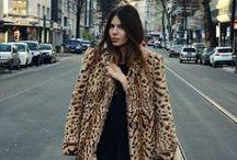 Leopard Coats