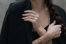 Wearing the Collection Julie Cohn Design / Our styling inspiration  #style #bronzejewelry #artisanjewelry
