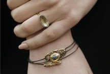 The Gold Collection Julie Cohn Design / Fine jewelry #goldjewerly