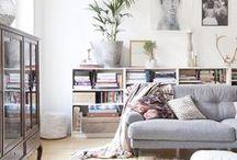 Living room / by Aynsley Eggen