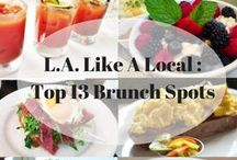 LA's Best Food & Drink / Restaurant & bar recommendations