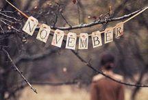 November Love! / by Sonia Silva
